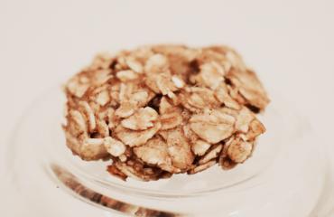 Linn Gustafsson San Francisco Oatcookie