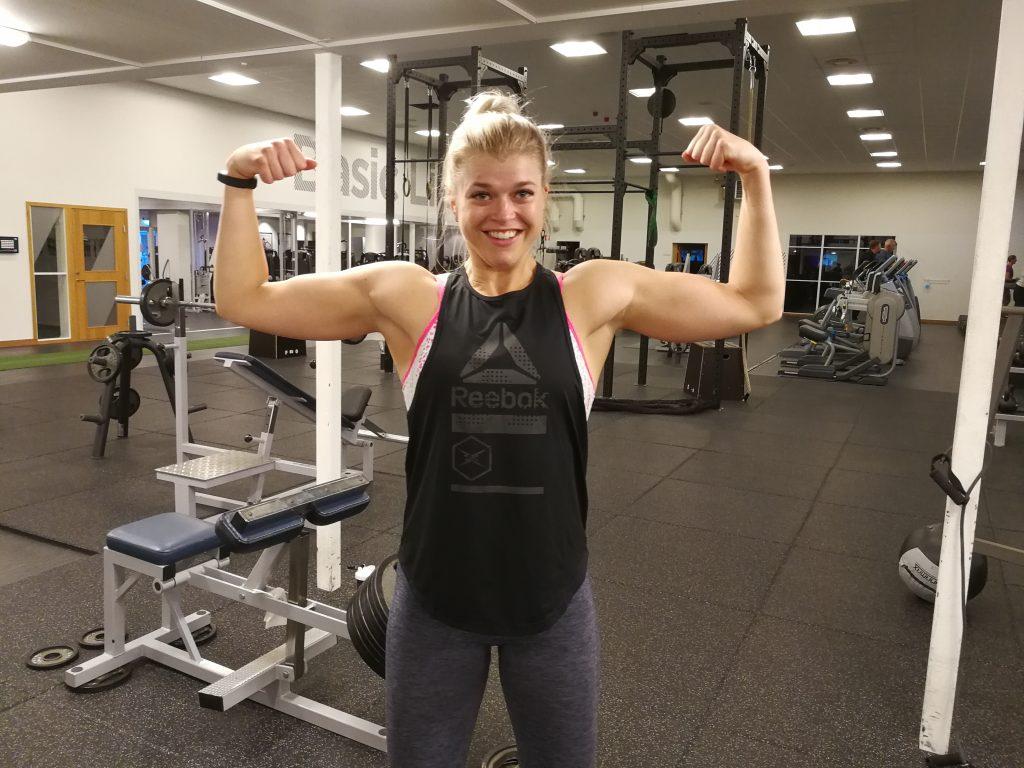 Linn Gusdtafsson Fitness Proteinbolaget