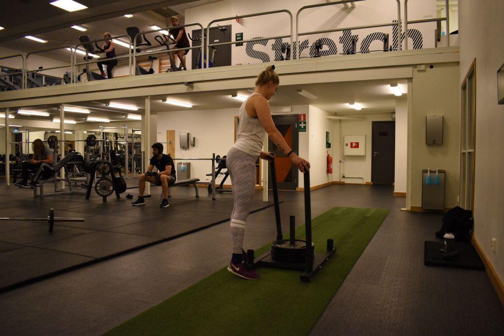 Linn Gustafsson Fitness Hurtig coachning Sweden