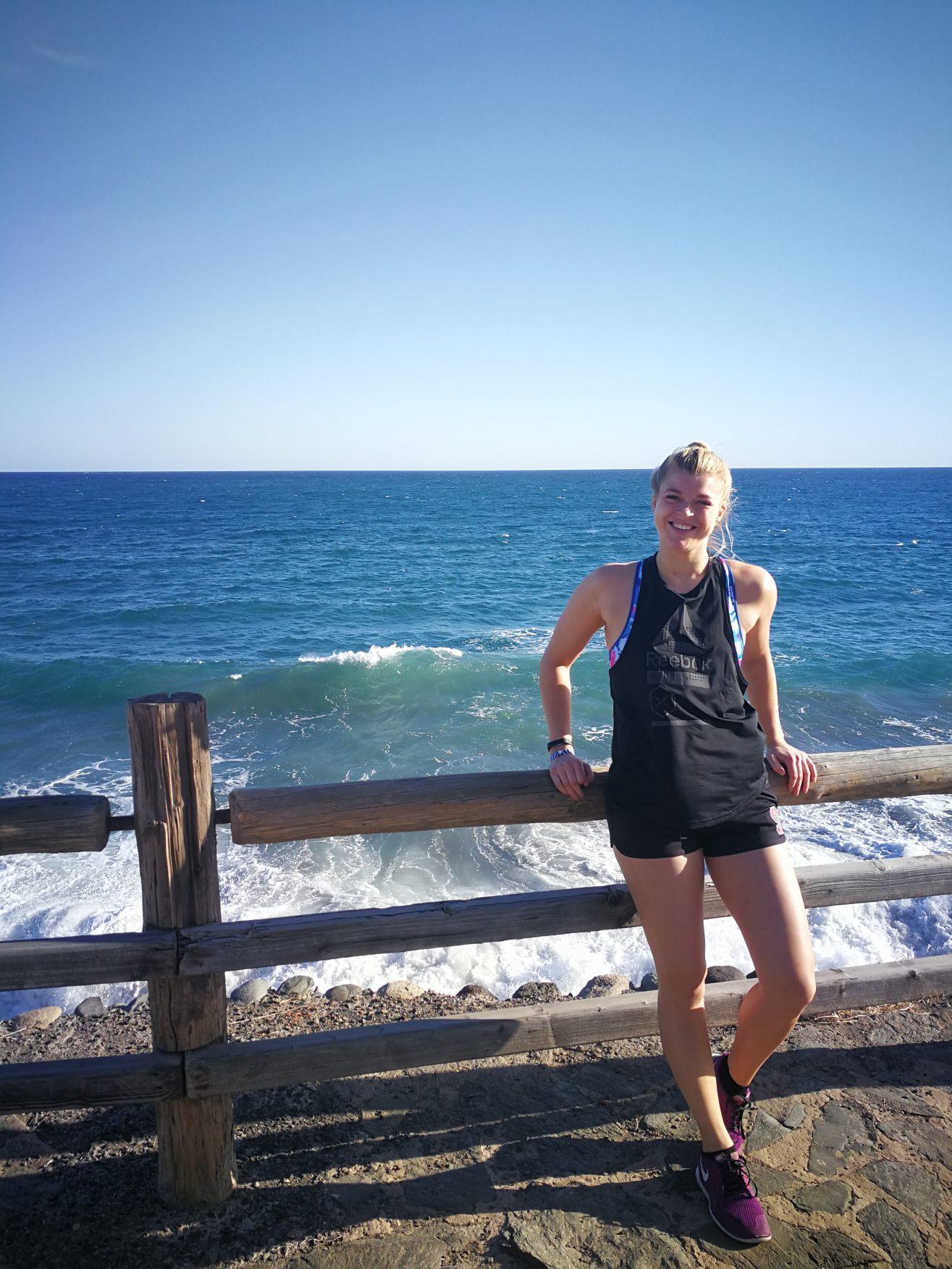 Linn Gustafsson Fitness Fashion Gran Canaria