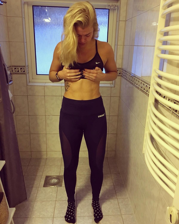 Linn Gustafsson Fitness Gothenburg