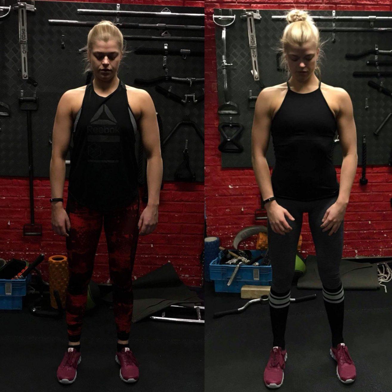 Linn Gustafsson Fitness24fitness Göteborg