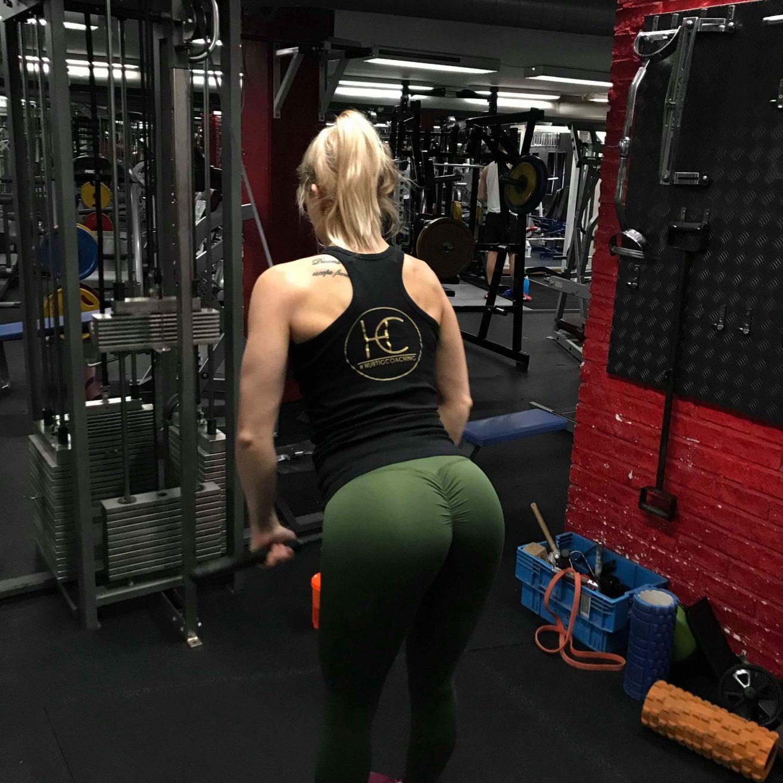 Linn Gustafsson Fitness diet