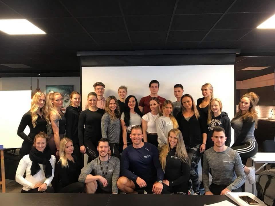 Linn Gustafsson Fitness PT Bodyfight