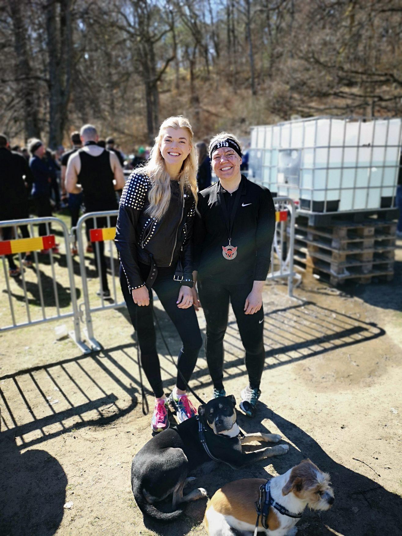 Linn Gustafsson tough viking 2018