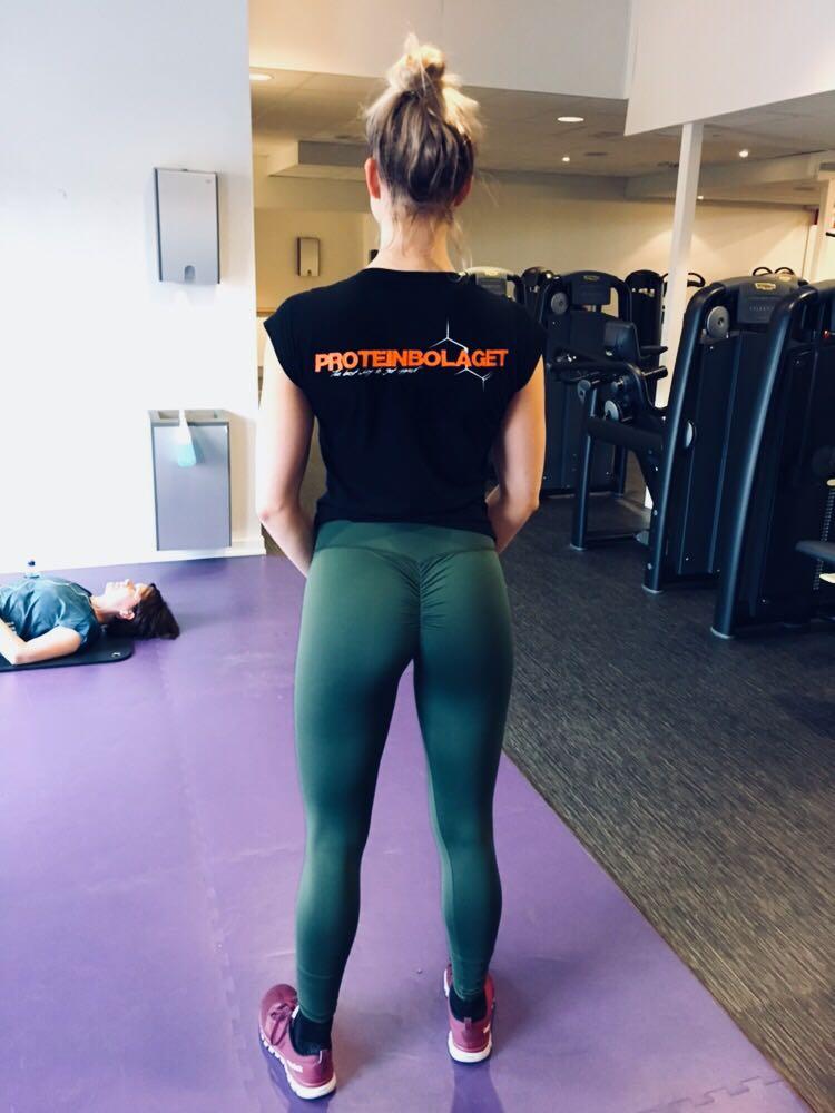 Linn gustafsson fitness new goal