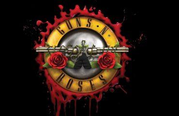 Linn Stenholm Guns N Roses Ullevi