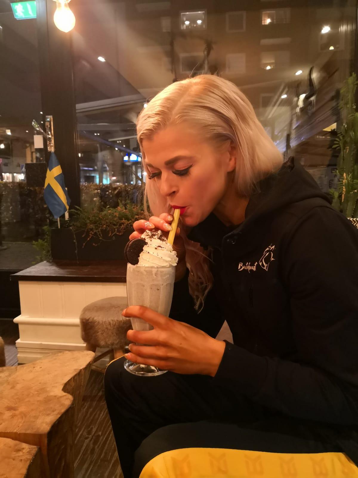 Linn Stenholm Fitness Bikinifitness swefit