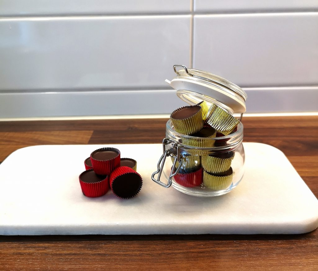 Linn Stenholm fitness healthy baking icechocolate