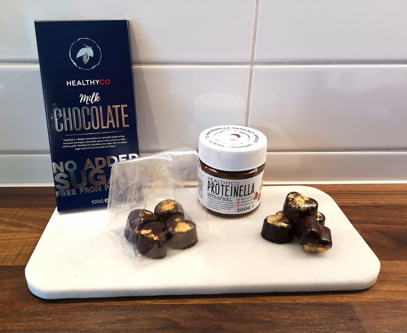 Linn Stenholm fitness healthy baking chocolate