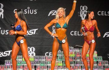 Linn Stenholm bikinifitness decembercupen