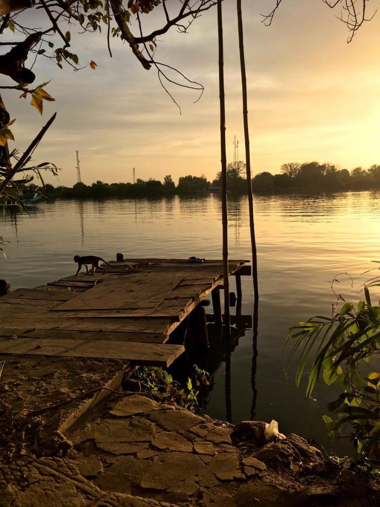 Linn Stenholm fitness honeymoon Gambia