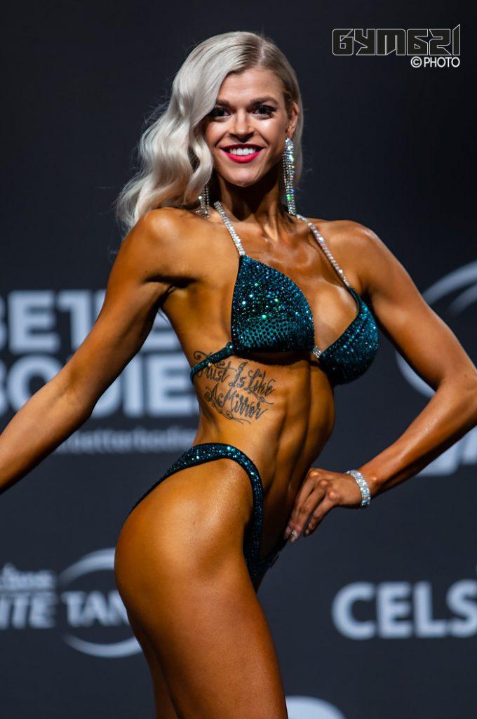 tävlingsdiet bikini fitness