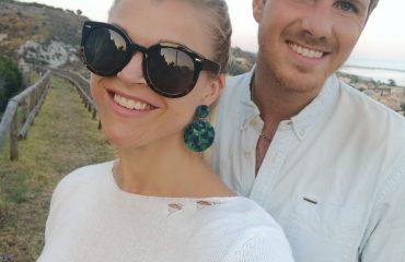 Linn Stenholm fintess vacation Italy