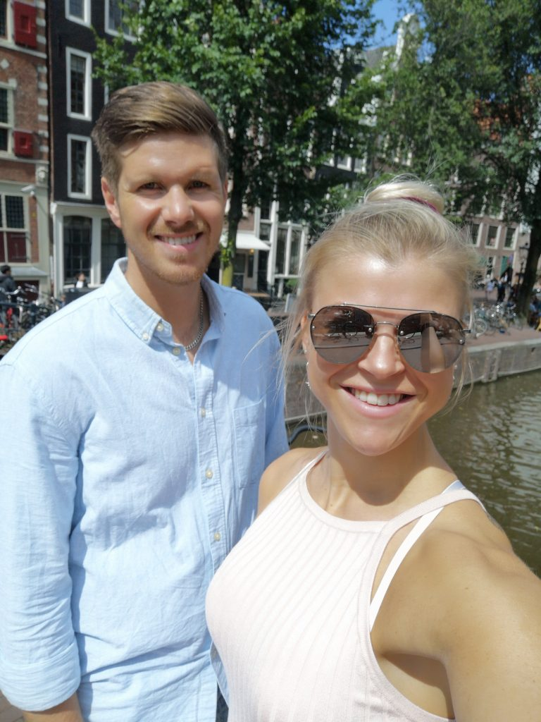 Linn Stenholm VACATION Amsterdam Netherlands Travel