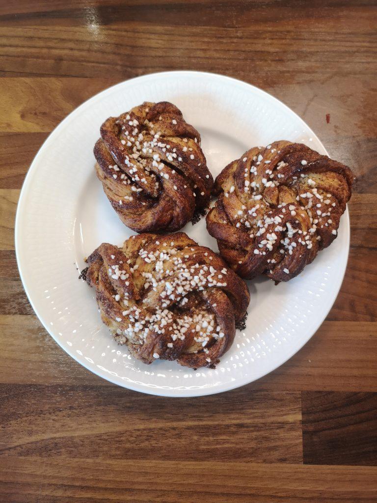 Linn Stenholm bakning