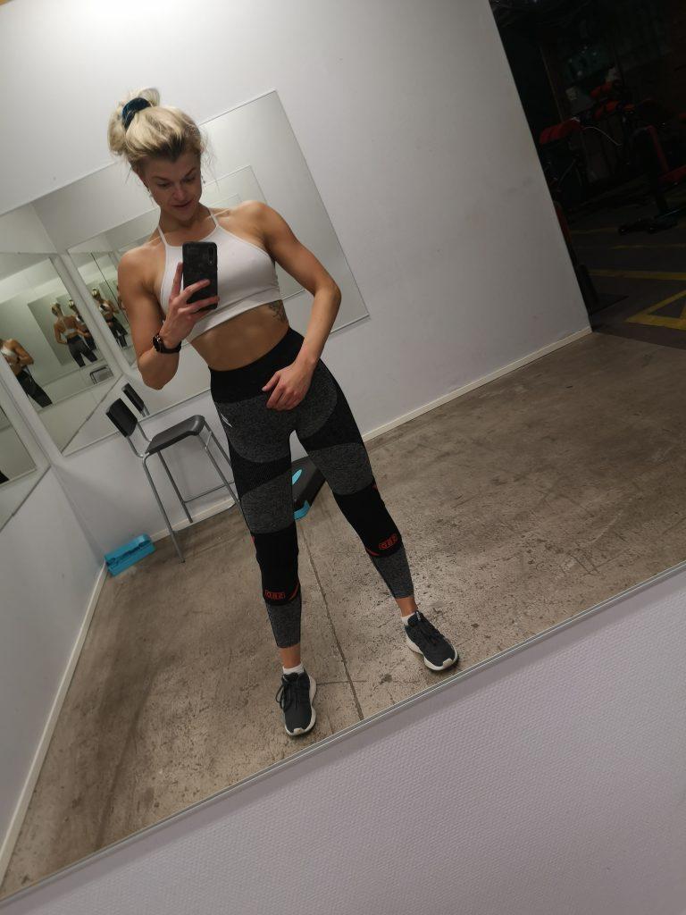 Linn Stenholm fitness diet