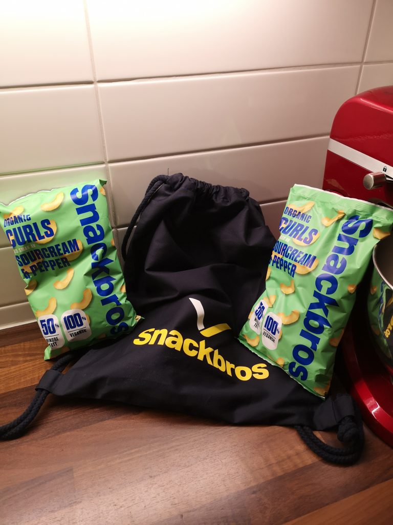 Linn Stenholm fitness snackbros vegan