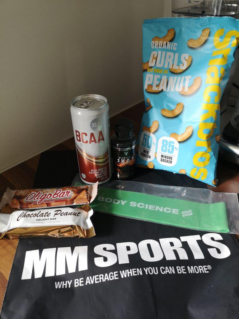 Linn Stenholm diet workout