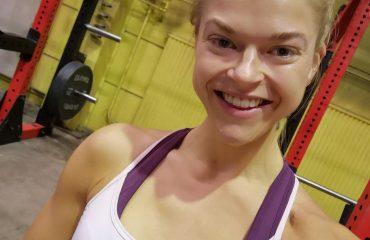 Linn Stenholm diet fitness