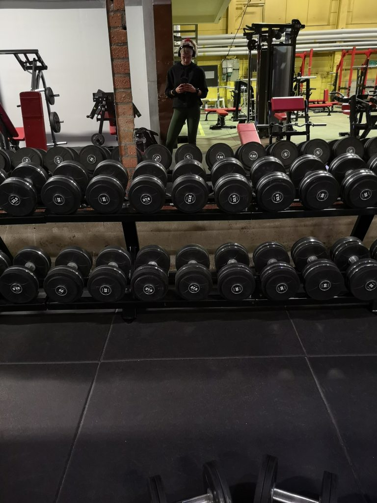 linn stenholm fitness peakweek