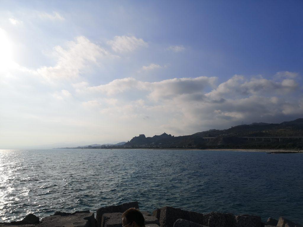 Linn Stenholm Vacation Italy Calabria