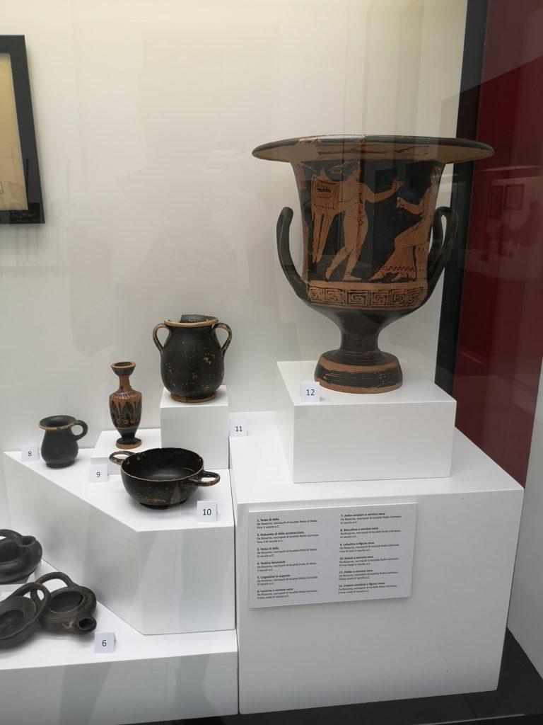 Linn Stenholm Archeology Museum in Reggio Calabria