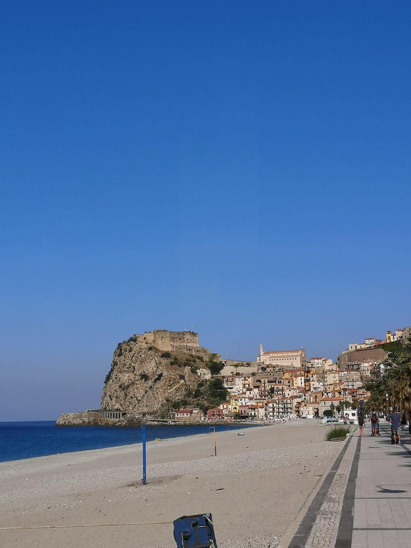 Linn Stenholm Scilla in Reggio Calabria