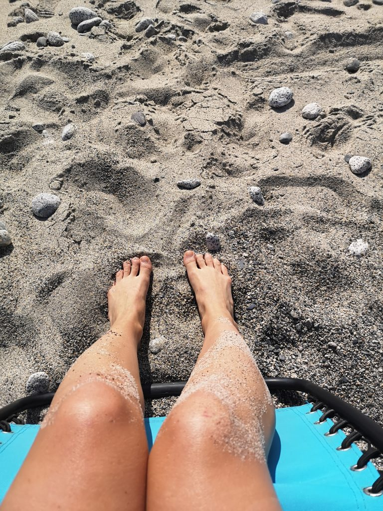Linn Stenholm Fitness Vacation Italy Calabria