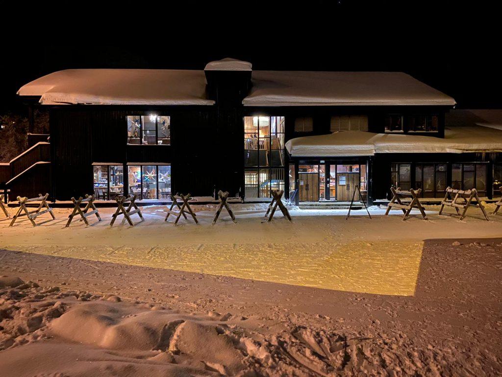 Linn Stenholm skii Hemsedal Norway