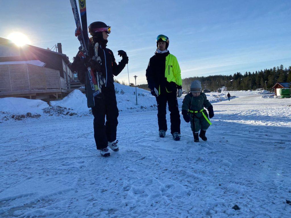 Vacation Branäs Skiing Linn Stenholm