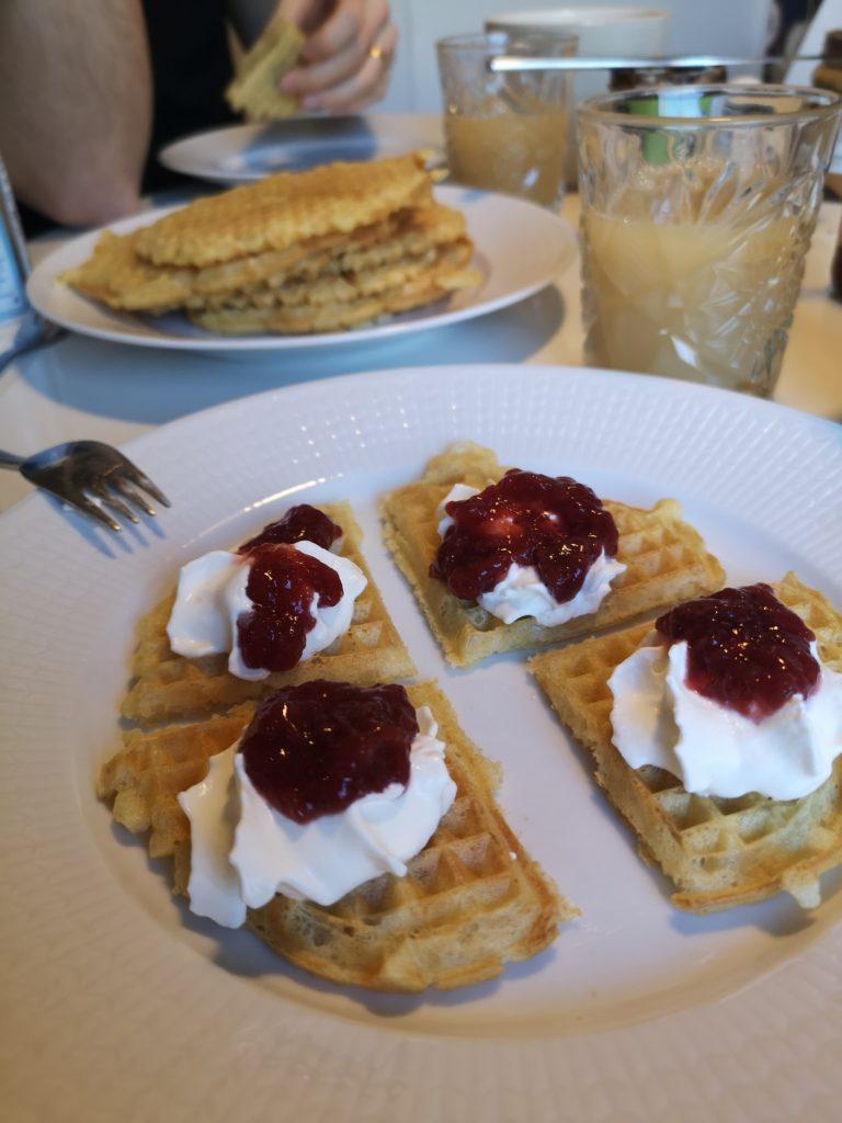 Linn Stenholms weekend breakfast