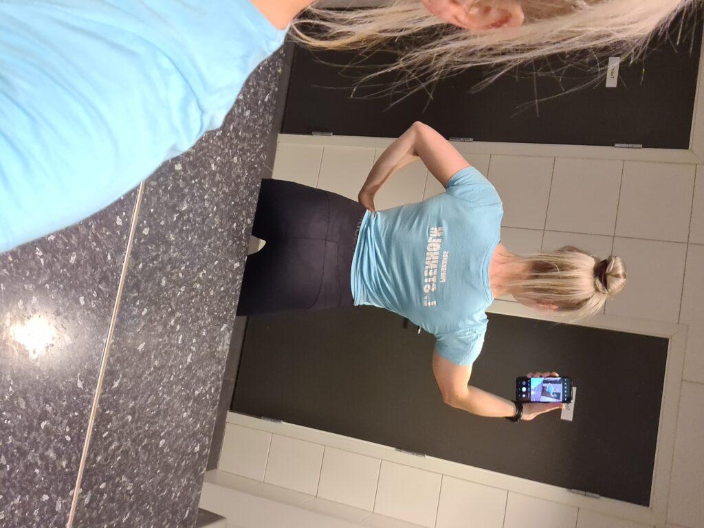 Linn Stenholm workout