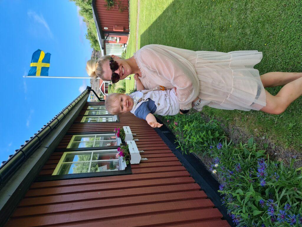 Linn Stenholm Midsommar 2021