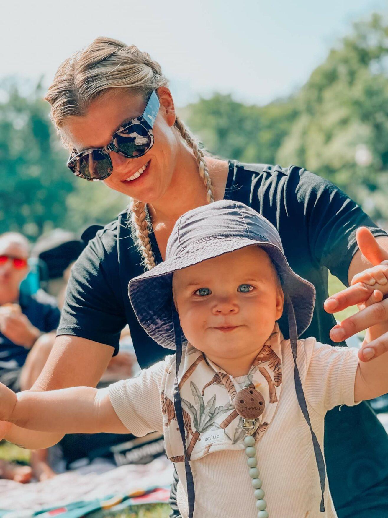 Linn Stenholm Vacation summer Mason