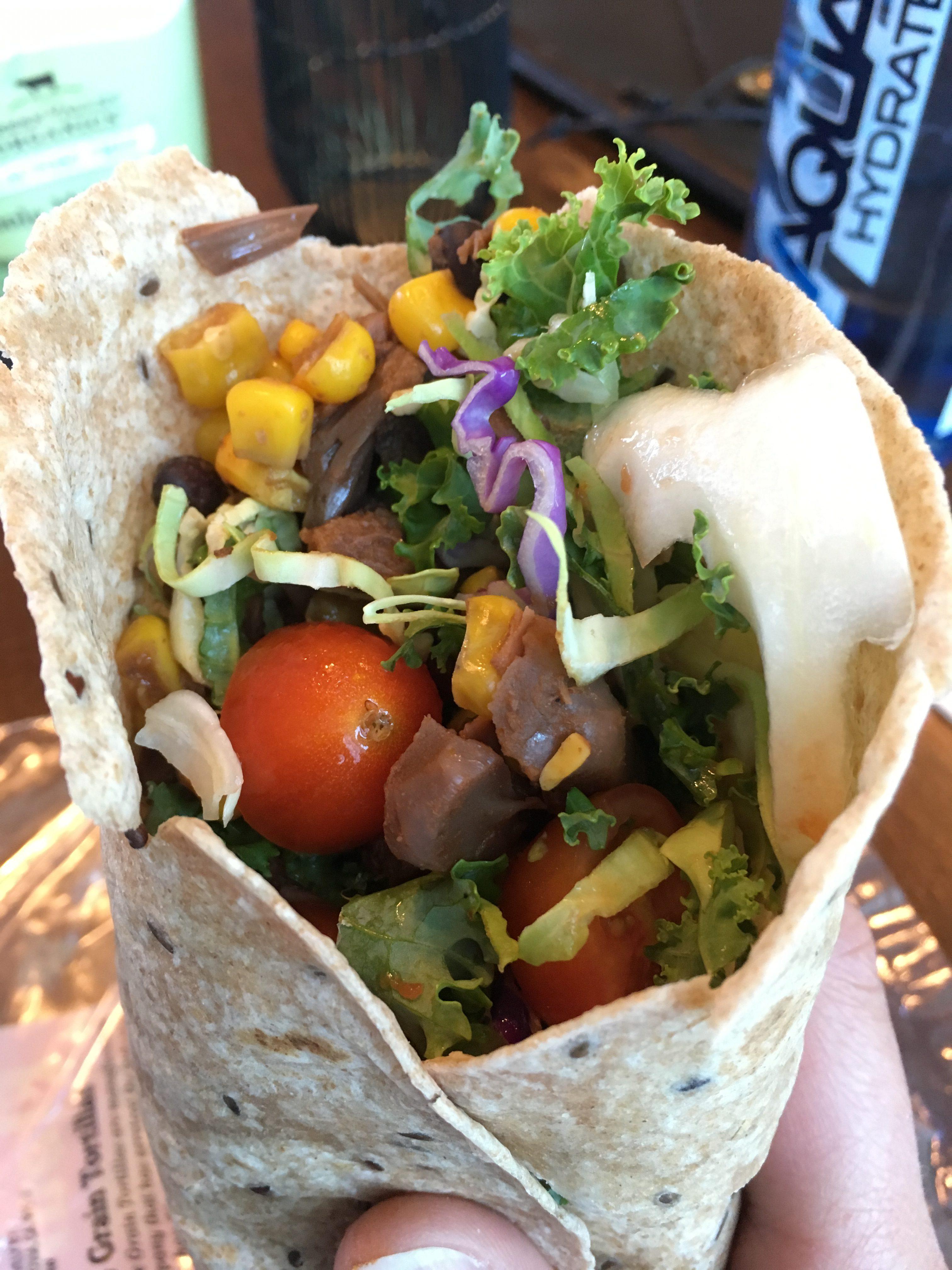 Veggie Protein Tacos Linn Gustafsson SF