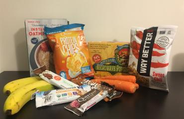 Linn Gustafsson San Francisco Travel snacks