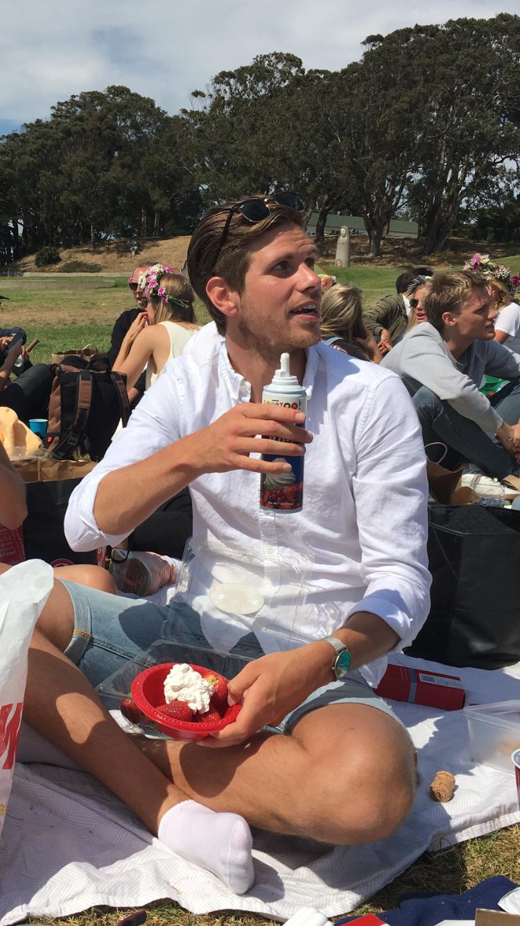 Linn Gustafsson San Francisco Swedish Midsummer cream