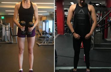 Linn Gustafsson Fitness Body