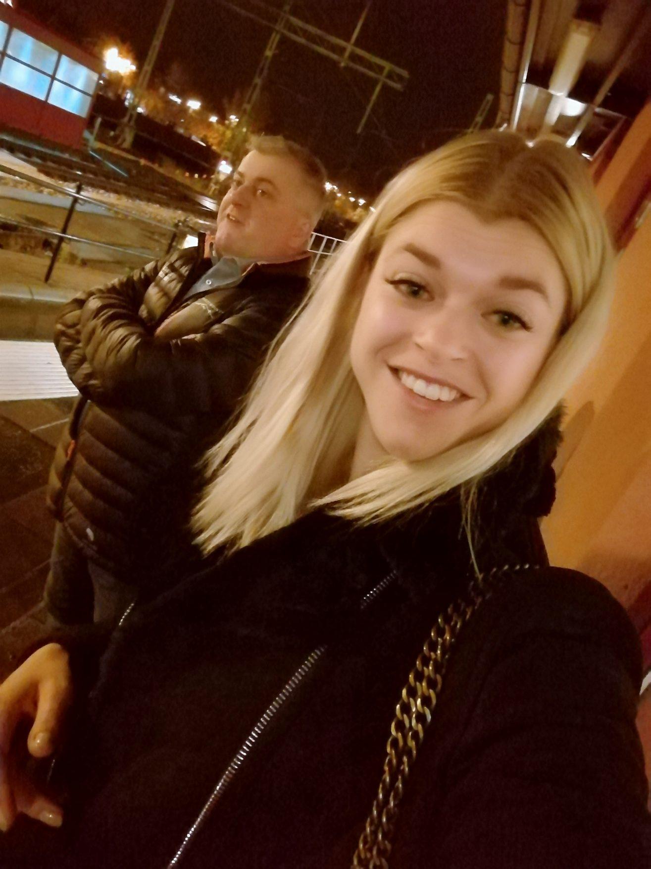 Linn Gustafsson fitness Stockholm