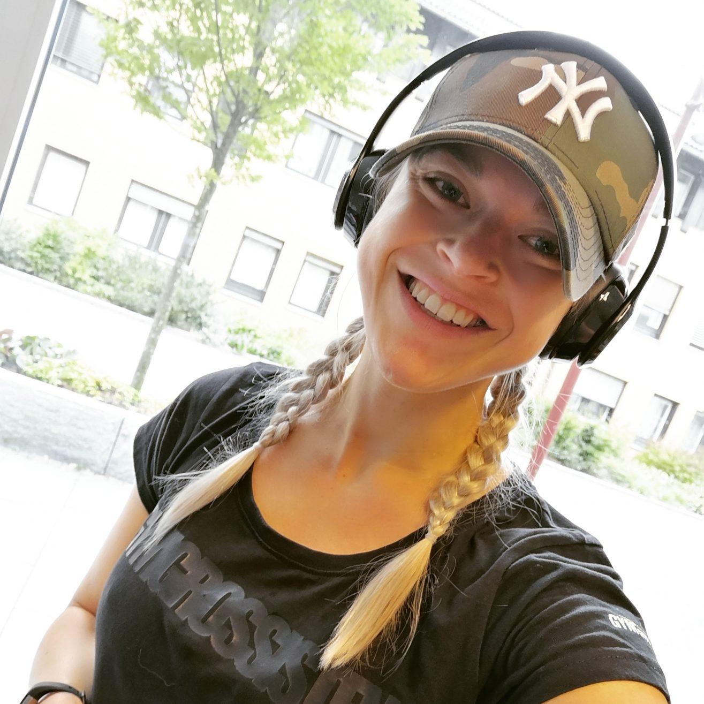 Linn Stenholm fitness