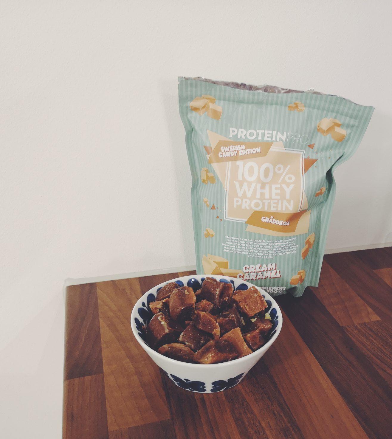 Linn Stenholm fitness healthy baking christmas candy
