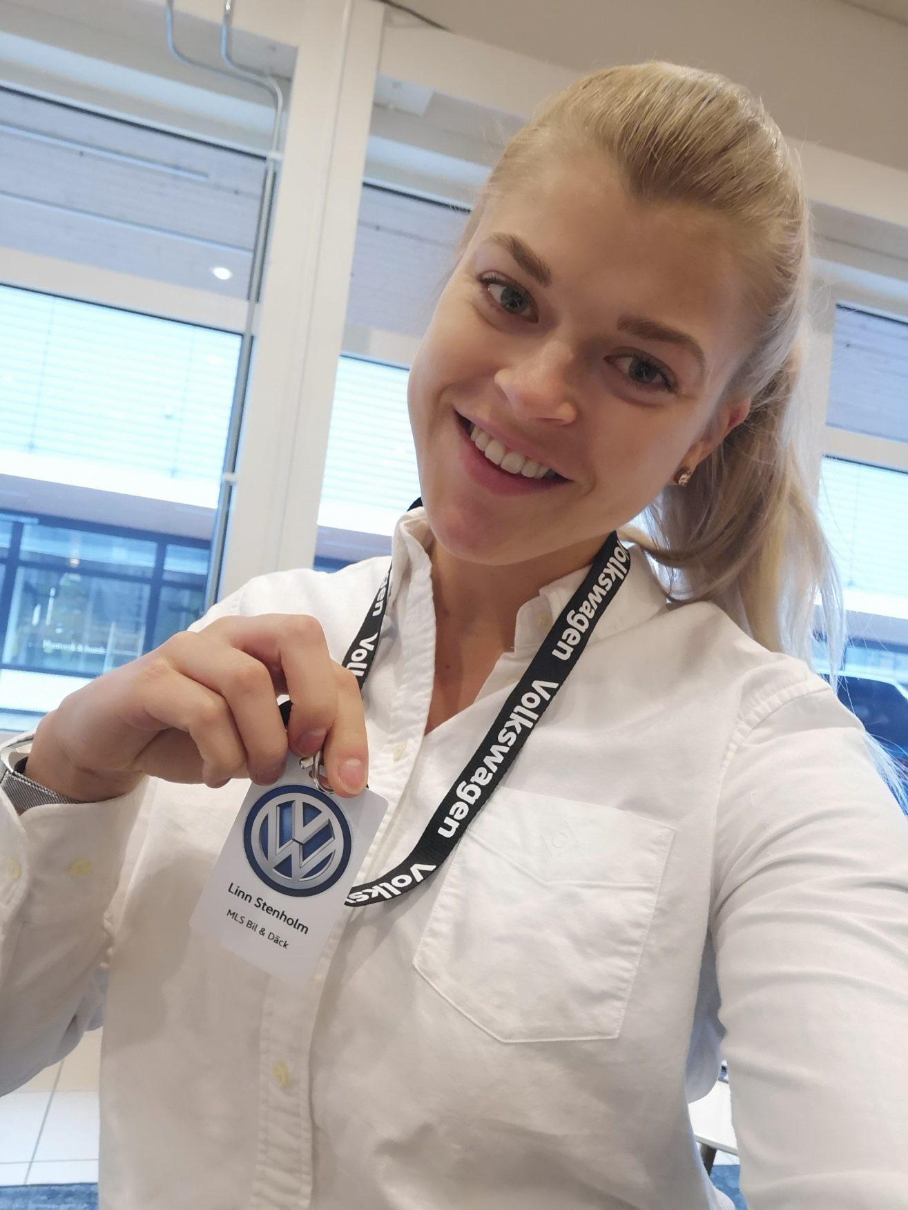 Linn Stenholm Volkswagen Brand education #viärvolkswagen #volkswagensverige