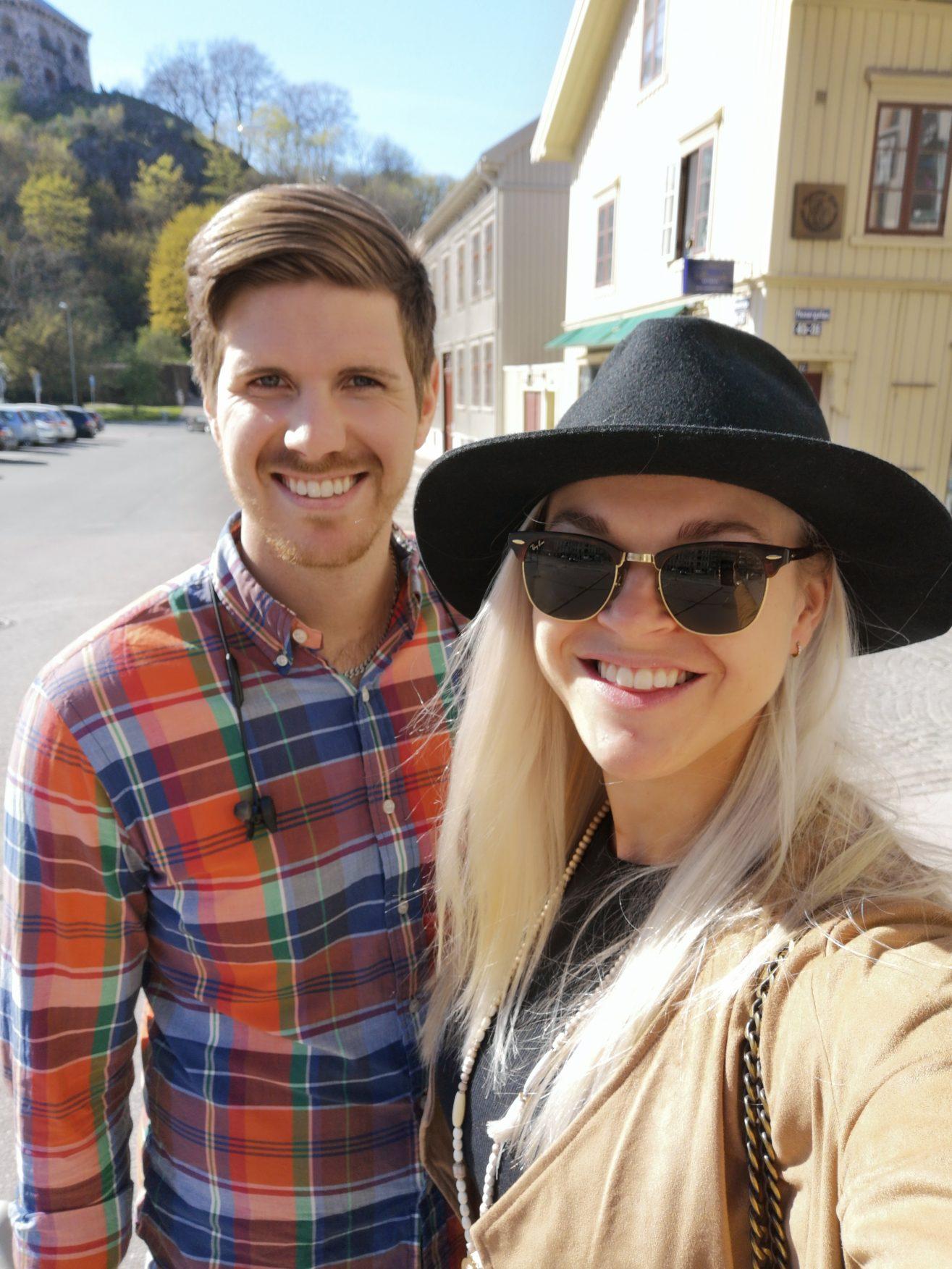 Linn Stenholm family