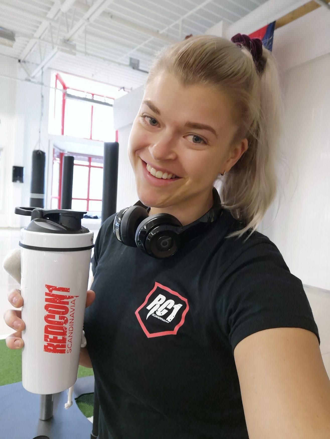 Linn Stenholm fitness dietlife