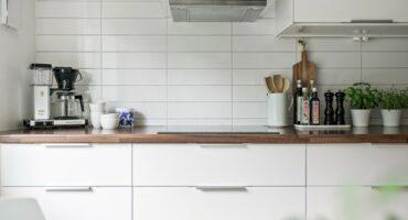 Linn Stenholm apartment